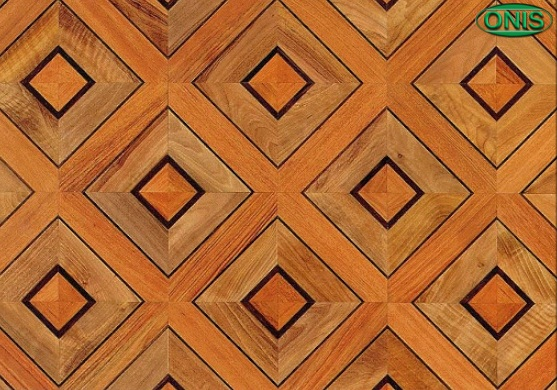 Mozaični masivni parket 2