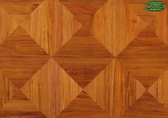 Mozaični masivni parket 7