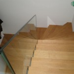 Stopnice Hrast