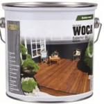 WOCA olje za lesene terase, WOCA decking oil