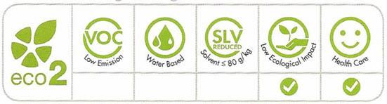Gel za kitanje Slc Eco Silo-Pur Flex lastnosti