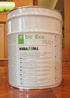 Organska smola Slc Eco PU31