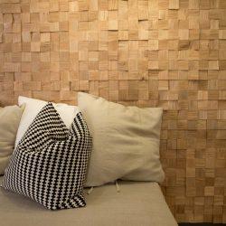 Lesene dekorativne stenske obloge