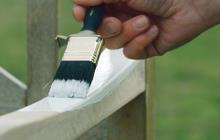 impregnacija lesa z Woca Outdoor Wood Primerjem