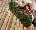 Kako očistiti in vzdrževati oljeno vrtno pohištvo (ratan,PVC)