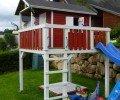 Kako očistiti in vzdrževati barvane lesene površine