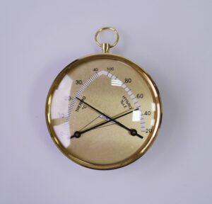 Moller higrometer.termometer
